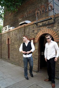 Will Barnes & Ben Holder @ 606 Club