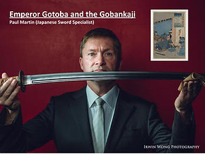 Emperor Gotoba and the Gobankaji