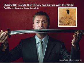 Sharing Oki Islands' Rich History and Culture  with the World