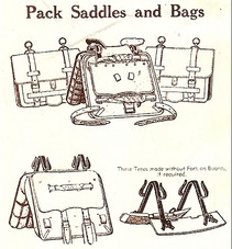 RM Williams Advertisment For Packsaddles 1960's