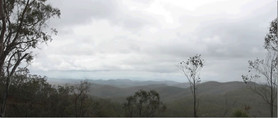 View Looking North from Dargo Range