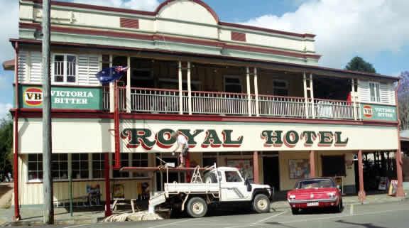 Royal Hotel- Herberton