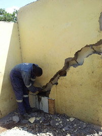Demolition Porcess