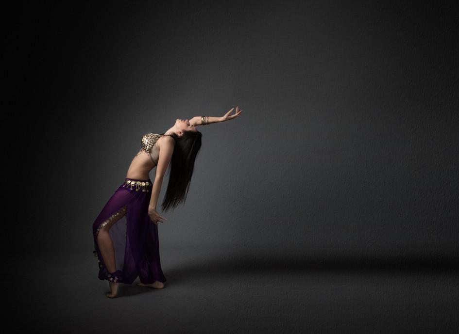 Costume de danse du ventre