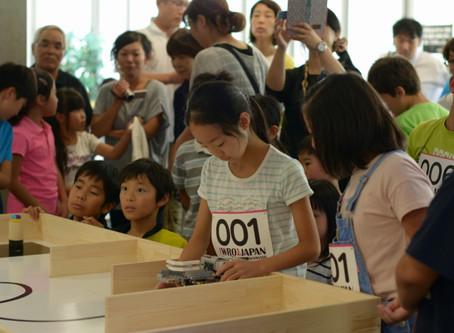 2017年WRO長野大会について