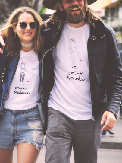 Prima Madonna & Primo Arnold