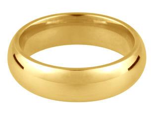 Men's Court (yellow gold)