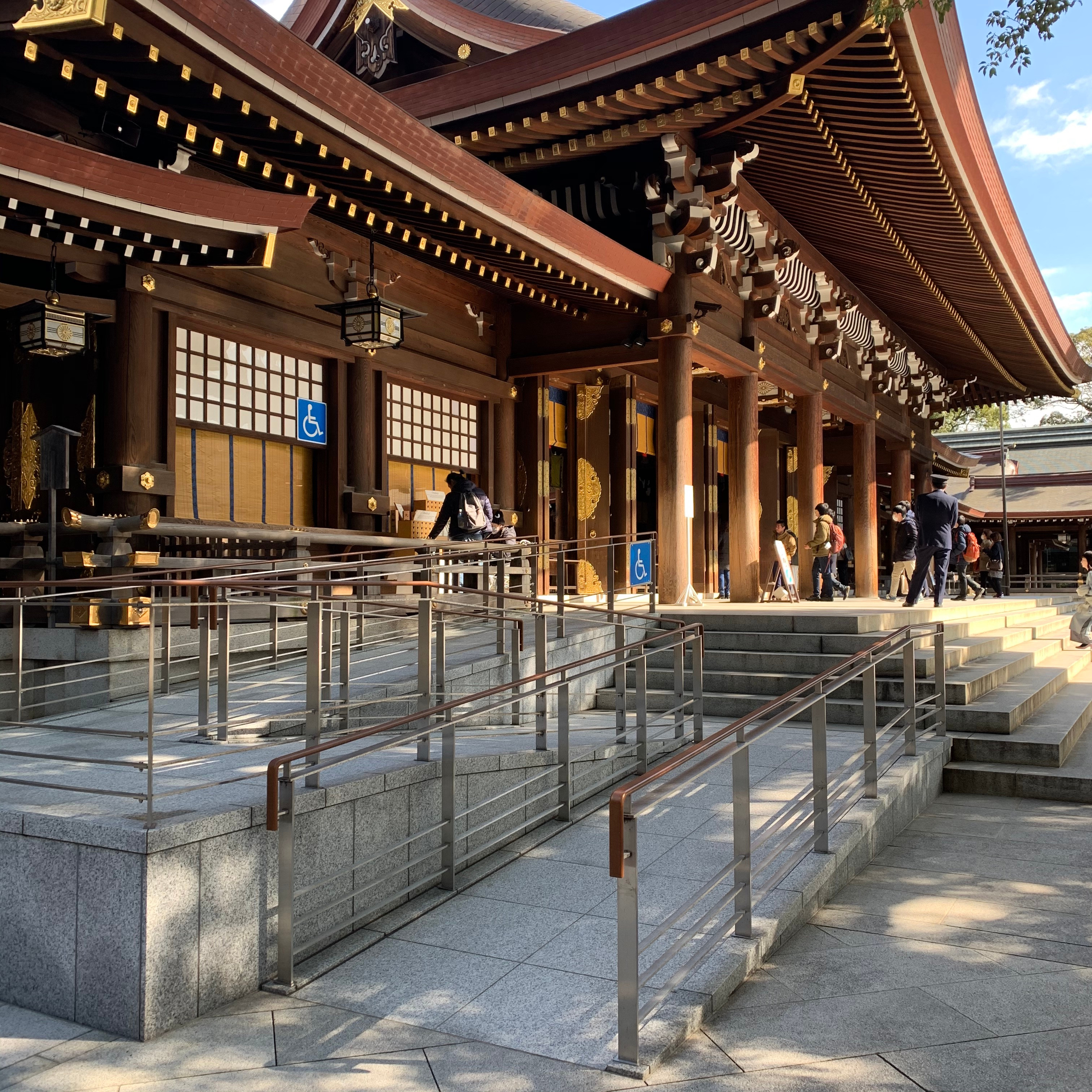 Wheelchair Accessible TOKYO Private Tour