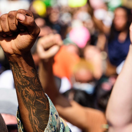 Why Black Lives Matter is more than a Slogan.