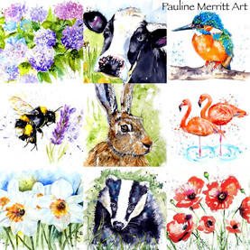 Pauline Merritt ART