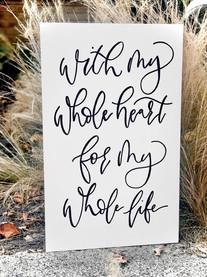The Write Girl Calligraphy