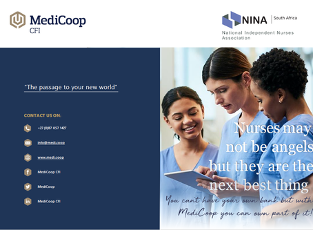 How can a nurse join MediCoop?
