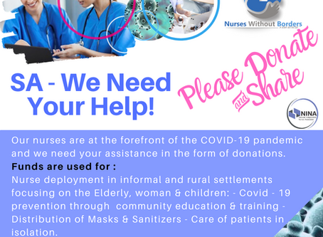 We Need Your Help - Please Donate.