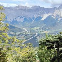 R3-vue sur Tréminis et Grand Ferrand