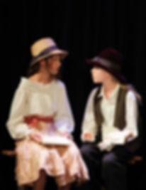 Les Ateliers d'Amélie, cours de théâtre pour enfants et adolescents
