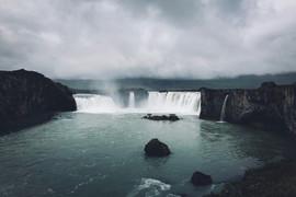 Francesca Parolin | Godafoss, Islanda