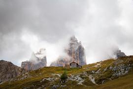 Francesca Parolin | Tre Cime di Lavaredo, Dolomiti
