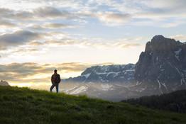 Francesca Parolin | Alpe di Siusi, Dolomiti
