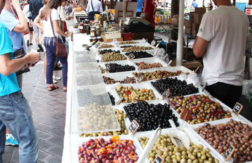 Markets of Antibes
