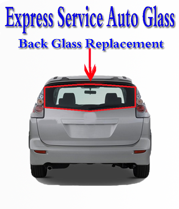 Back Glass Replacement
