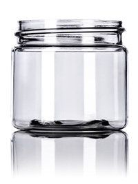 2oz Glass Jar for 1/8s