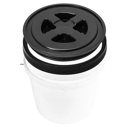 Airtight Easy-Open Bucket Lid