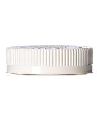 White Lid 4oz Jar 100 qty