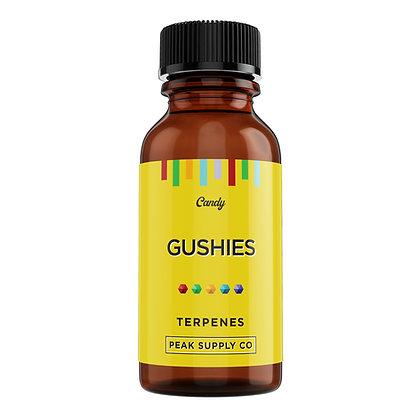 GUSHIES terpene profile