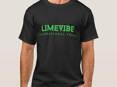 Lime Vibe Travel Men's T-Shirt