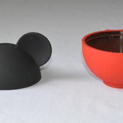Porta Objeto Mickey
