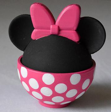 Porta Objeto Minnie