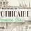 Thumbnail: Trio Breuvage de l'apothicaire 5 Cl