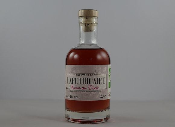 Elixir du désir 20Cl Myrtille-Gingembre