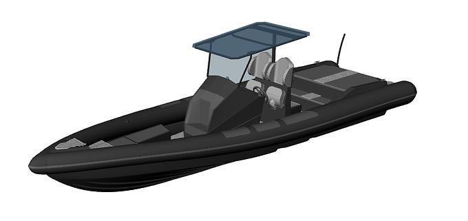 New Seafighter T30