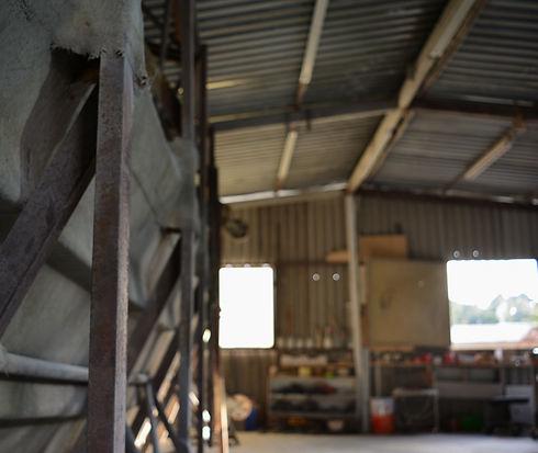 Seafighter Rib shipyard inside