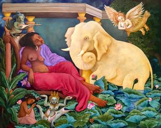 Maya's Dream