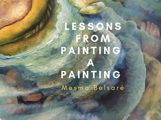 Lessons from painting a Painting