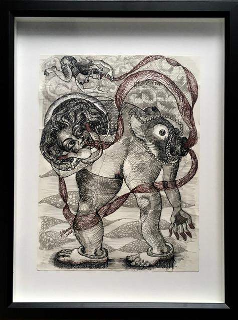 Chinnamastā/ A Tantric Deity | $150