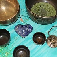 sound healing tools