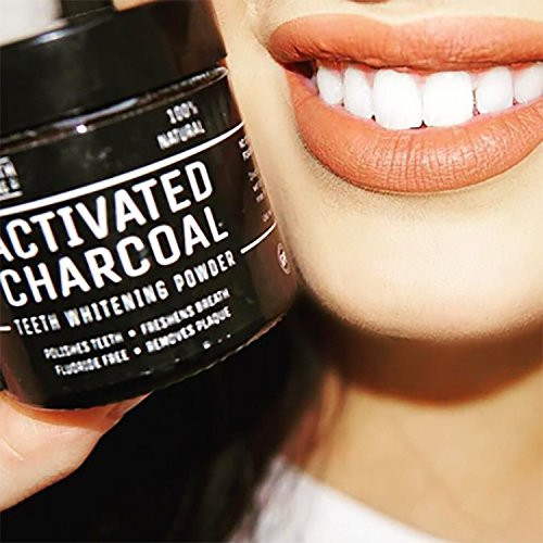 Activated Charcoal Whitening?