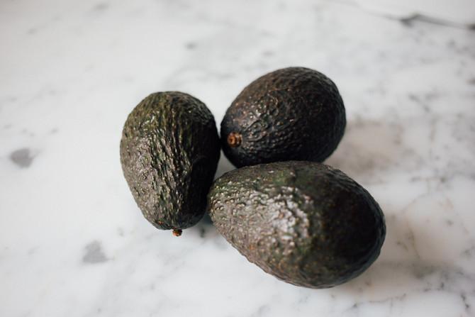 Recipe: Herbed Avocado Hummus