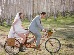 julie and chase telluride wedding photog