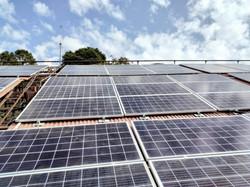 Solar plant at Lawrence School sanawar