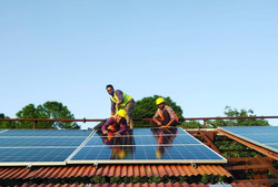 Site Engineers for solar plant