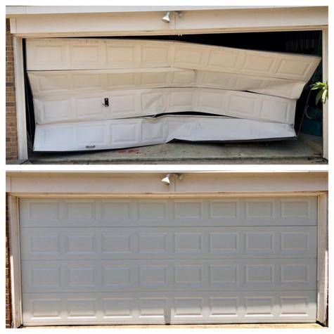 Car vs Door