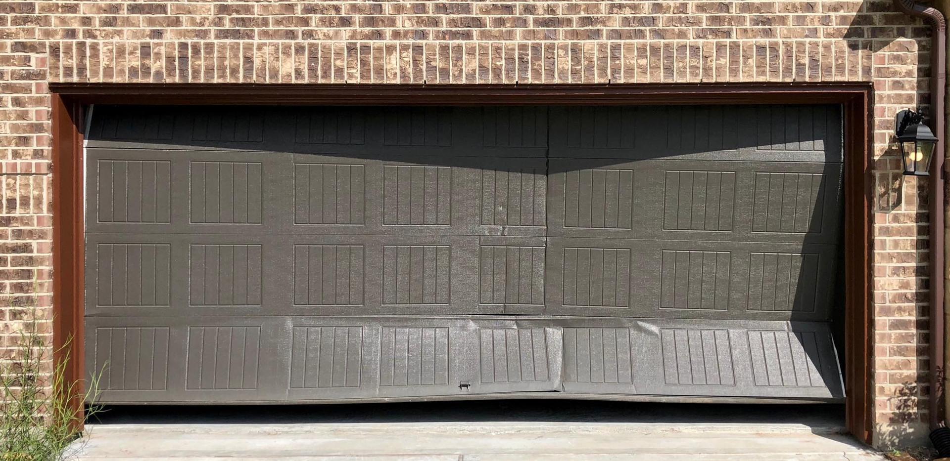 Wayne Dalton Car vs Door