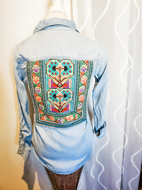 2nd life denim shirt