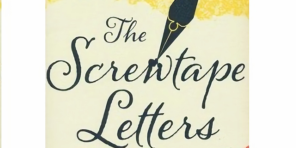 Summer Book Club - The Screwtape Letters