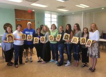 Icon Painting Weekend Retreat