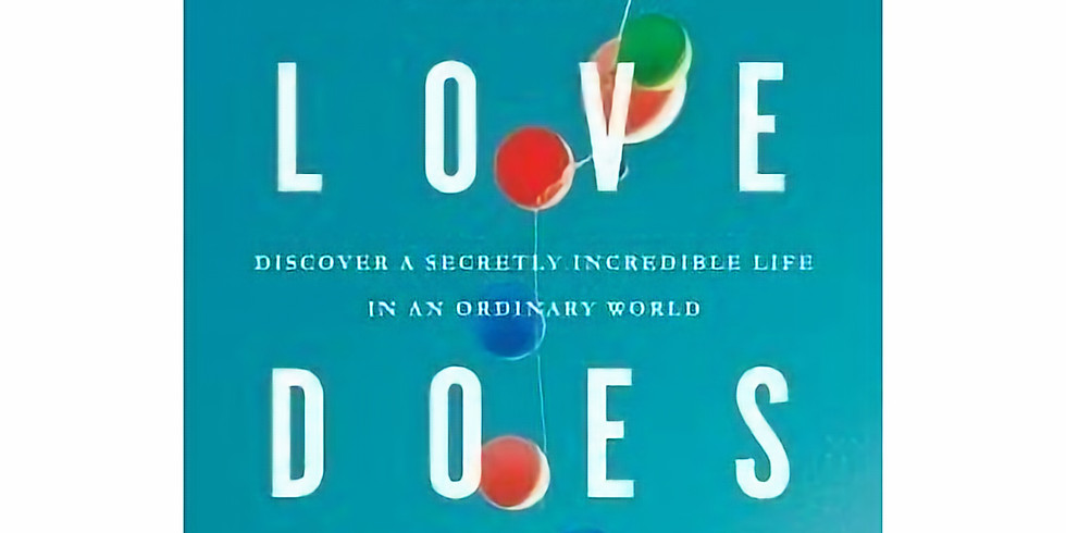 Summer Book Club - Love Does